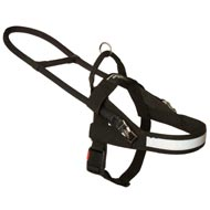 All Weather Nylon AmstaffHarness for Guide and Assistance